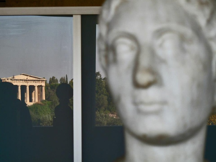 Stoa of Attalos (2nd Floor), Ancient Agora, Athens