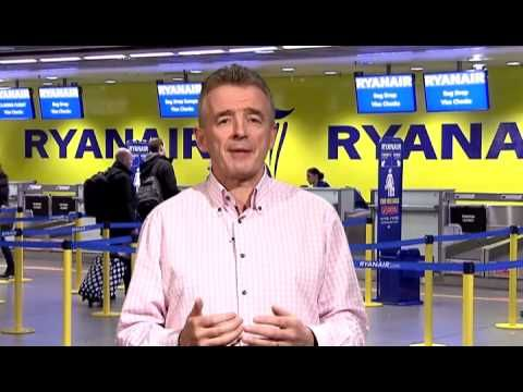 Almost everybody has something to critisize about RYAN AIR - I AM HAPPY to fly Ryan Air - getting out and getting home fast, easy and cheap... (...when I met my man it took 24 hours to visit him in Milano going by train... ...I´ve lost weddings, birthdays and funeral because of slow and expensive travelling) LONG LIVE LOW COST!