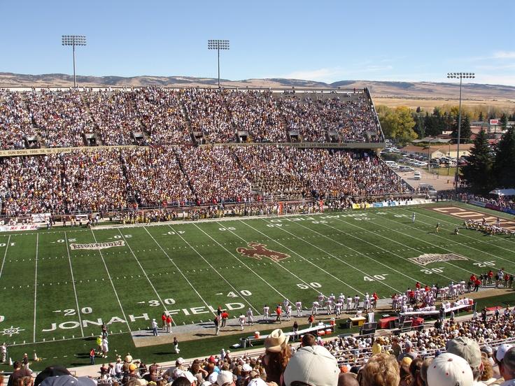 Wyoming football games!