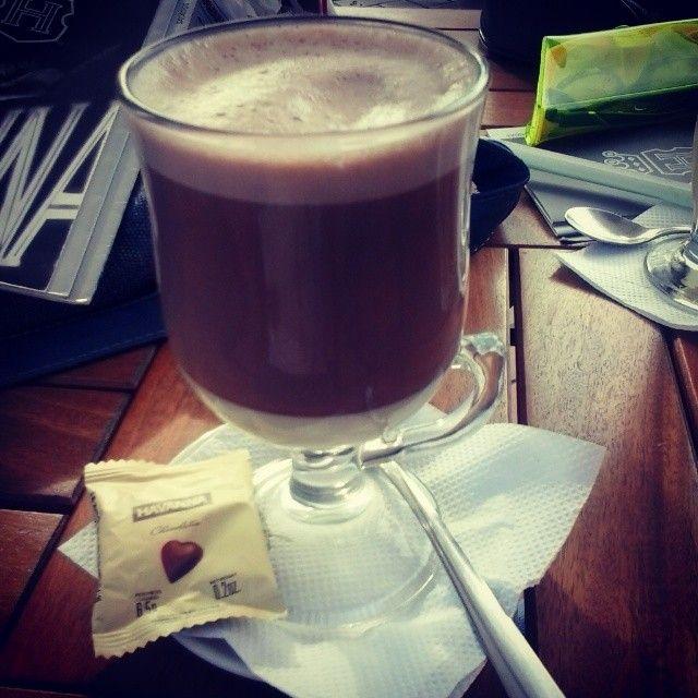 Havanna Chocolate  #Havanna #Chocolate #cioccolatacalda #ciobar #bevanda #foodporn
