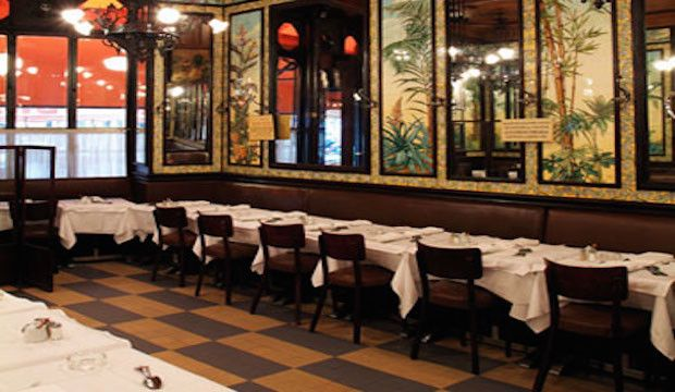 Paris - Brasserie LIpp