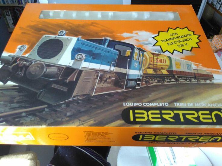 Tren de mercancías Ibertren Ref 6844  #ibertren