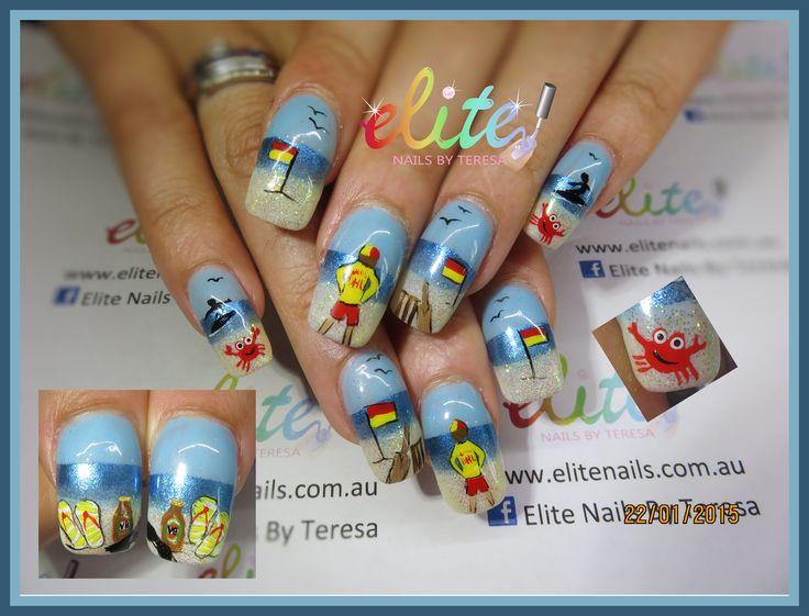 Enchanting Elite Nails Image Collection - Nail Art Design Ideas ...