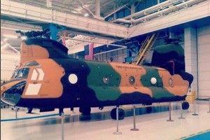 İşte Türkiye'nin en büyük helikopteri: CH-47F Chinook!