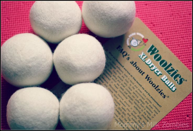 Win a 6 pack of Woolzies XL dryer Balls!