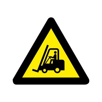 Pas på kørende transport - Bestil Advarselsskilte her