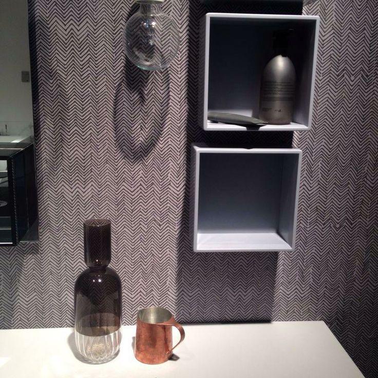 Design Inkiostro Bianco for Rexa at Salone del Mobile 2014