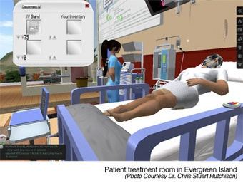 Online Nursing Degree Programs Teach Using Second Life Virtual Simulation   GetEducated.com   3D Virtual Worlds: Educational Technology    http://www.scoop.it/t/best-instructional-design-and-technologies/p/1067188181/online-nursing-degree-programs-teach-using-second-life-virtual-simulation-geteducated-com-3d-virtual-worlds-educational-technology