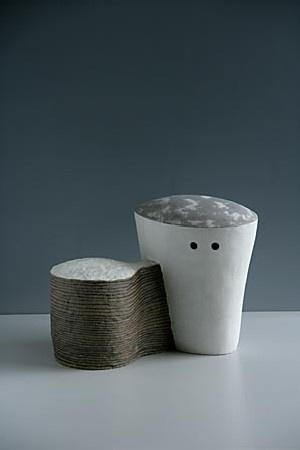 Michael Cleff | Keramische Plastiken