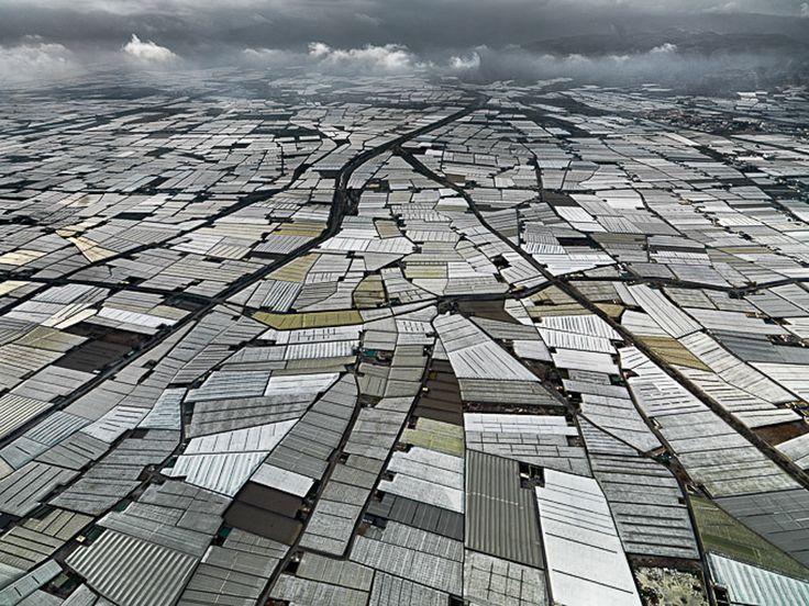 O planeta pelas lentes de Edward Burtynksy