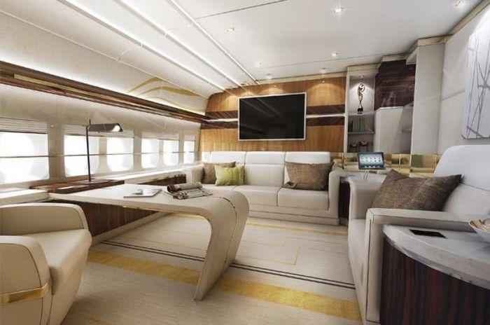 Greenpoint Boeing 747-8 VIP Interiors 5
