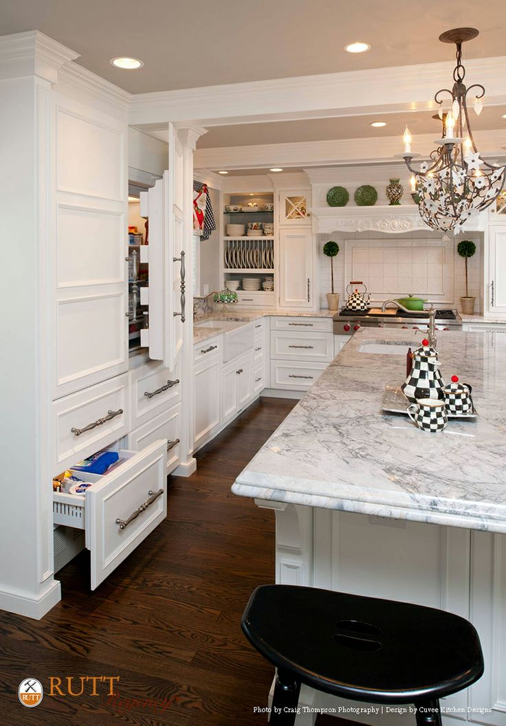 pin by rutt cabinetry on kitchens pinterest