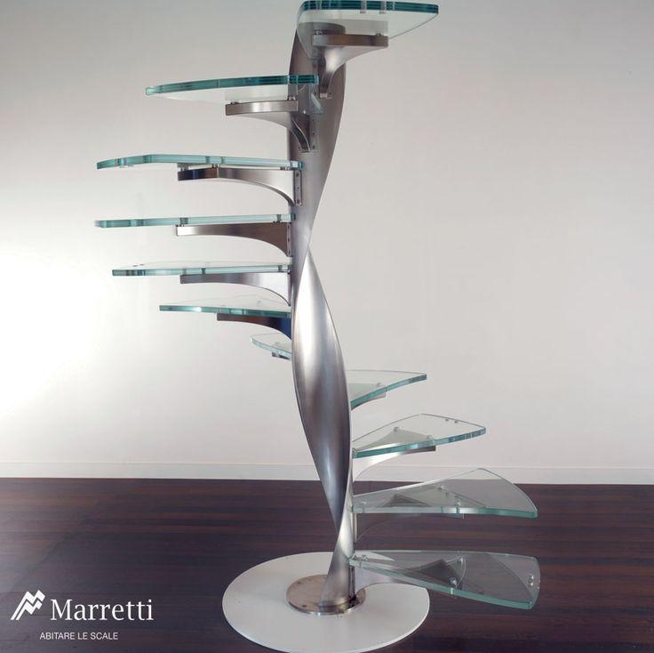 Oltre 25 fantastiche idee su scale a chiocciola su for Maretti scale