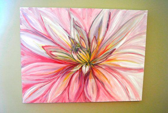 Spring Flower Painting