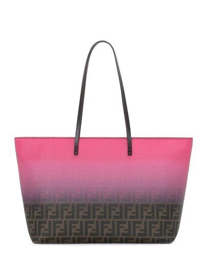 Fendi Ombre Zucca Medium Tote Bag from Neiman Marcus on Catalog Spree