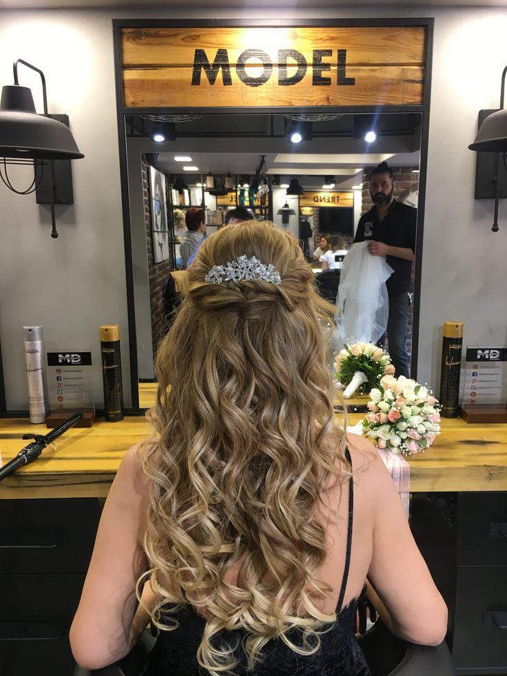 MD Gelinleri ❤️💐✨👰 #gelin #gelinsaci #izmir #gelinbasi #trend #trendhair #mutluluk #happy #bridal #gelincicegi #gelintaci #gelinaksesuari #kuaför #hairvideo #fashion #efsanesaclar #mdsactasarim #makeup #makyaj #kryolanprofessionalmakeup @mdmetindemir