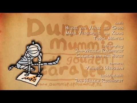 Dummie de Mummie, Tosca Menten leest voor en er is een filmpje bij ook!
