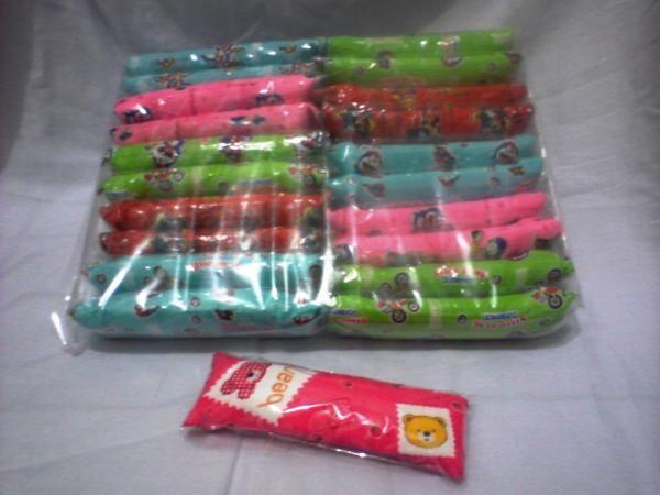 Spalk Anak  + Ukuran 5 x 15cm + Bahan katun + Playwood 3 mm + Busa 1 cm  Harga : Rp 4.500,-/pcs  min-order 20 pcs ( 1 kodi )  Spalk Infus Mufidy