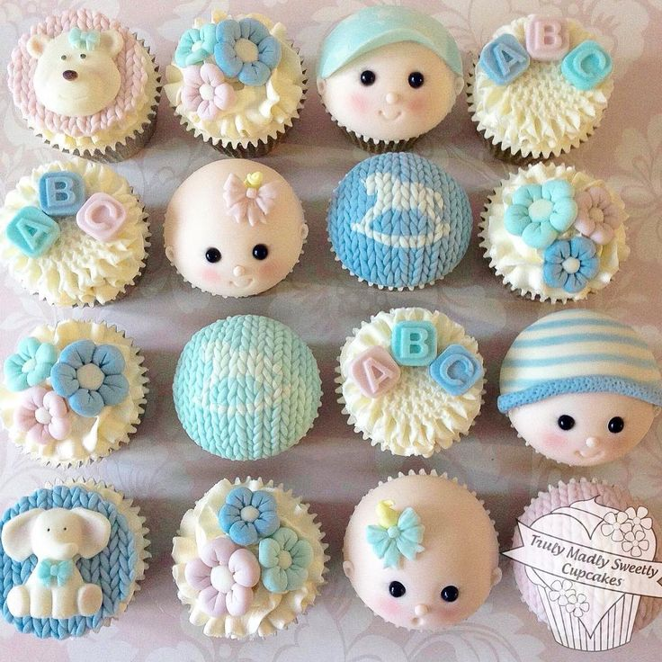 i made a few babyface cupcakes for my lovely niece rhians babyshower this afternoon in muted vintage shades not long now until we get to meet baby