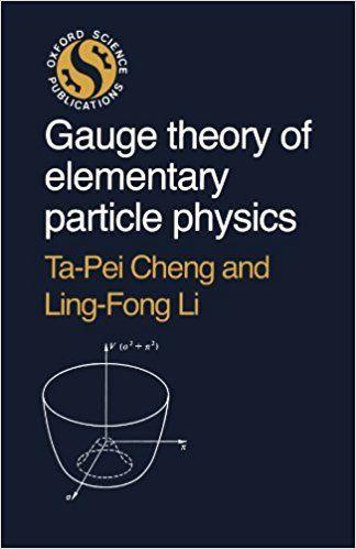 Resultado de imagen para gauge theory of elementary particle physics