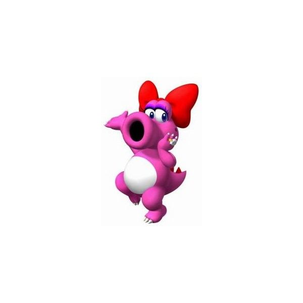 Super Mario Games - Play Free Mario Games Online - Part 16 ❤ liked on Polyvore featuring birdo