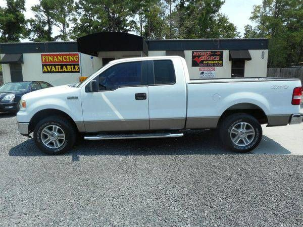 2006 Ford F150 FX4 PMTS START @ $250/MONTH & UP ( Ford_ F150_ FX4) $11900