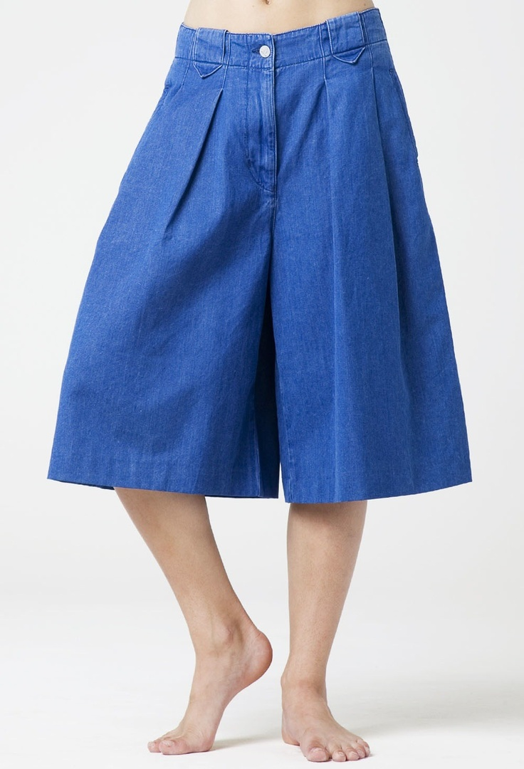 culottes! All the years I wore these. We wore them @ church camp!