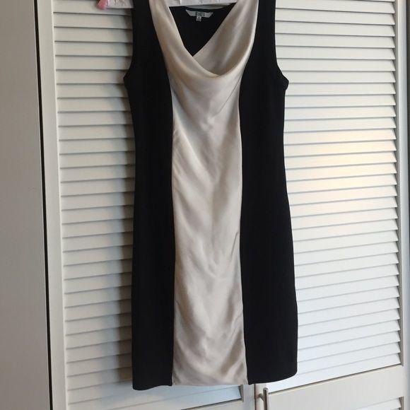 BB Dakota Scoop neck dress Beautiful work or going out dress. Scoop neck. Hardly worn BB Dakota Dresses