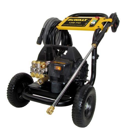 Dxpw1200 E Pressure Washer 1200 Psi 2 0 Gpm Electric