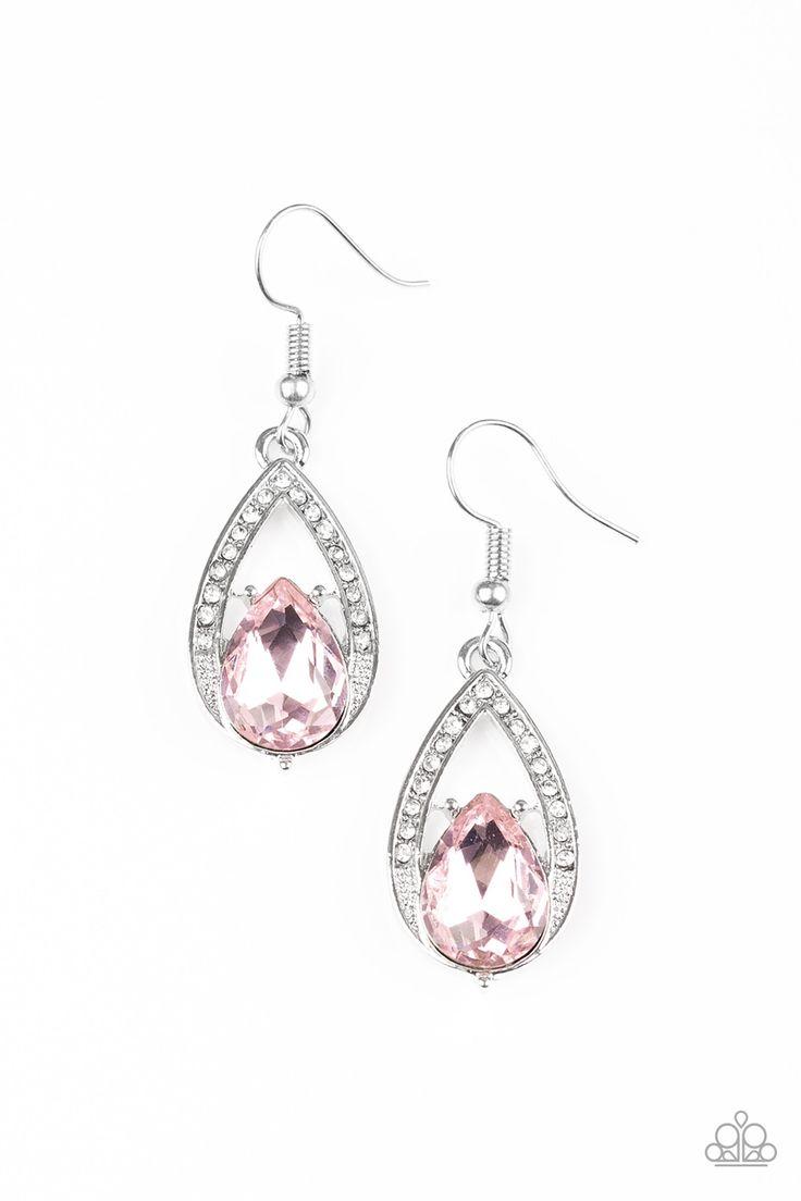 Gatsby Grandeur Pink Gamma Phi Delta Inspired Jewelry