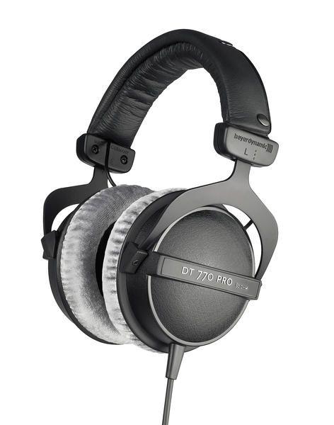 Beyerdynamic DT 770 Pro 80 Ohm (Hodetelefon) - Laveste pris 1399,-