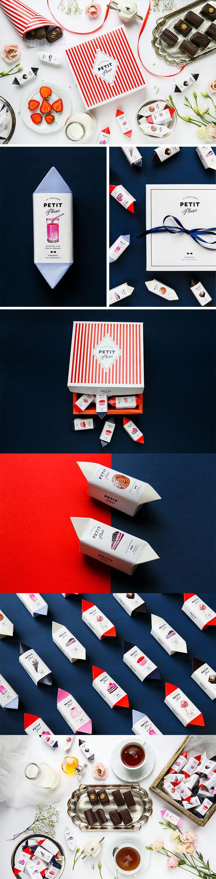 Petit plaisir Branding and Packaging