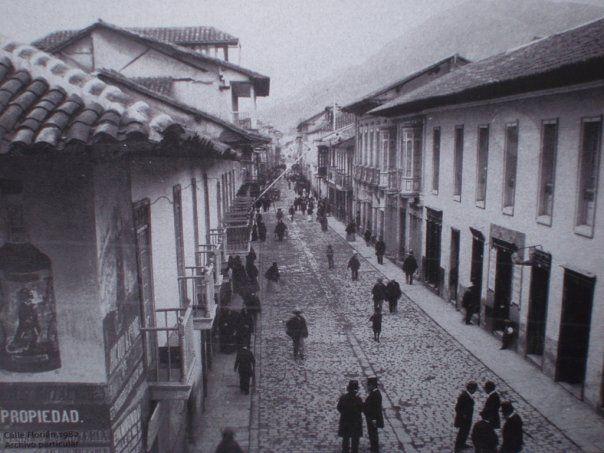 1882, Calle Florián - Bogotá, Colombia