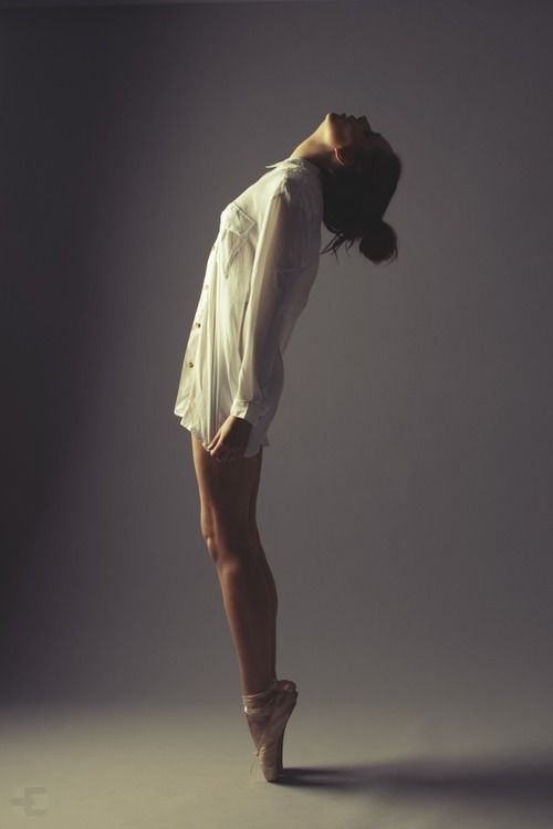 pointe photography ideas