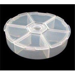Zásobík, plastová krabička L2034
