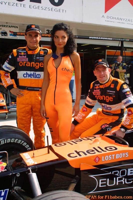 Team Orange Arrows