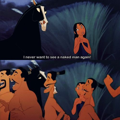 Disney 30 Day Challenge: FUNNIEST MOMENT...Mulan has a lot of funny moments, but this one tops it all, you can't deny it!