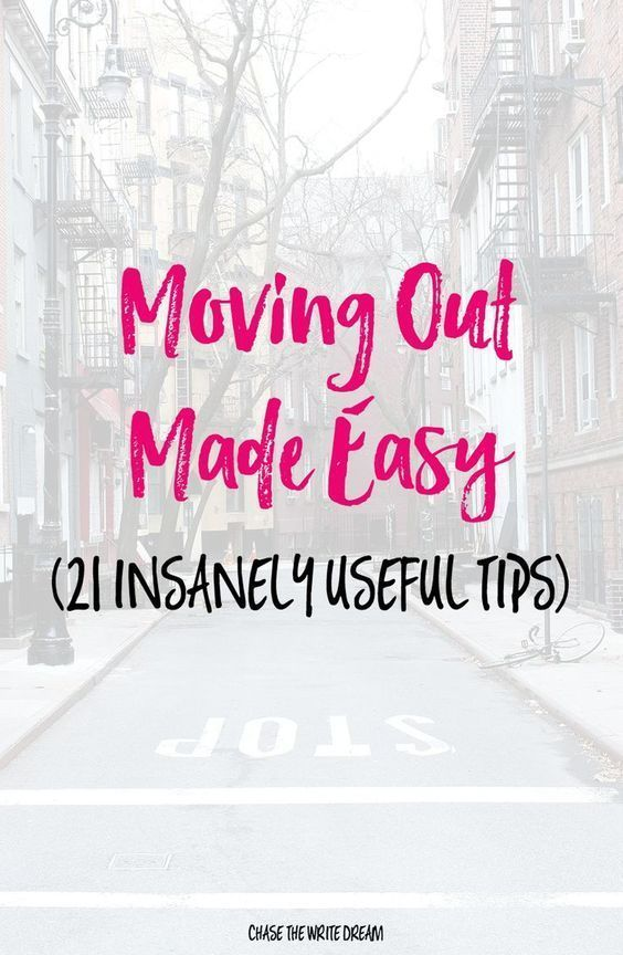 Moving Out Made Easy 21 Insanely Useful Tips Going Away To College Pinterest And First Apartment
