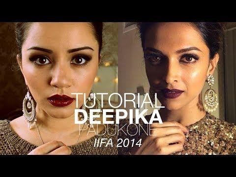 For Indian wedding season? Tutorial | Deepika Padukone 2014 IIFA Awards Make-up Look | Kaushal Beauty