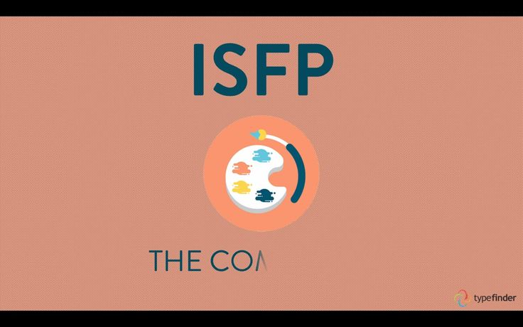 WHAT MAKES THE ISFP TICK ISFPs tend to be tolerant and nonjudgmental, but are deeply loyal to the people and causes that matter to them. They endeavor to accept and support other people, but are ultimately guided by their own core values. They will typically look for ways to be accommodating and may have difficulty dealing with others who are not willing to do the same.  ISFPs are typically modest and may underestimate themselves. They usually do not like to be in the spotlight, preferring…