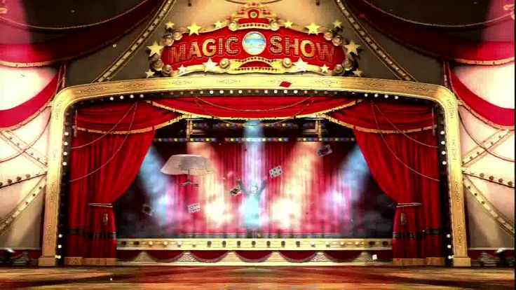 Where Mr Silver and Vindictus Sharpe performed their shows