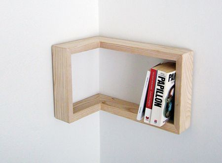cool bookshelf. hopefully i can diy this
