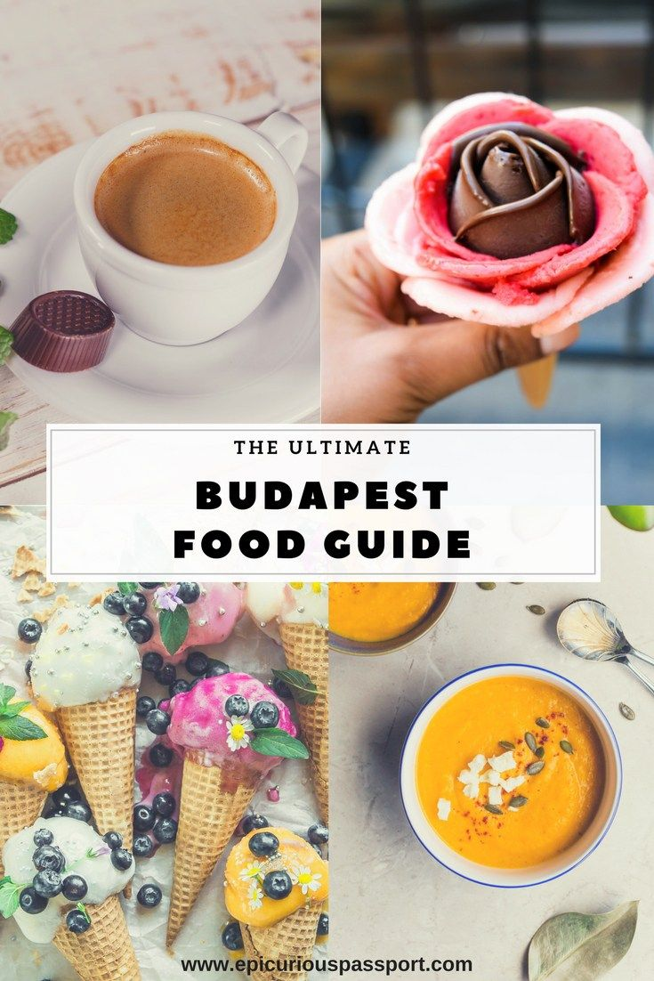 Budapest Food Guide