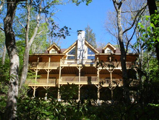 Fire & Ice - Cabin rentals in NC, NC cabin rentals, cabins in Boone NC