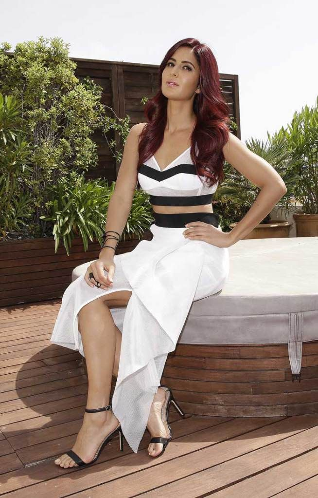 Cannes 2015: Katrina Kaif takes over French Riviera in monochrome