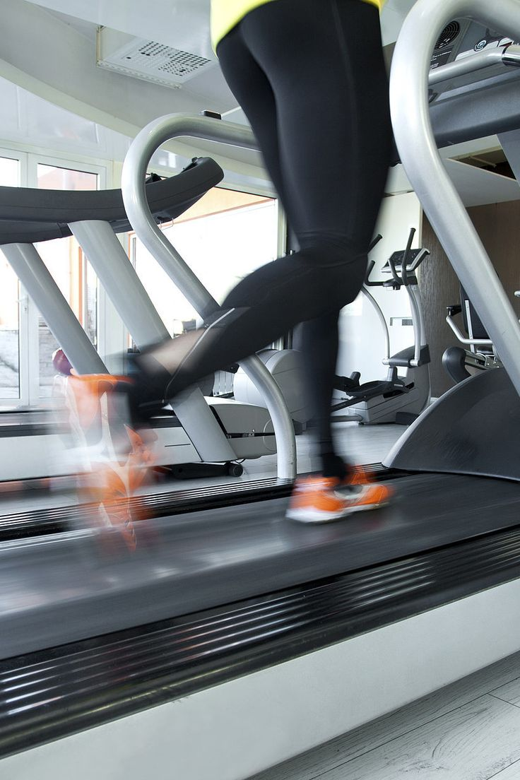 Step up your run with this interval treadmill workout!