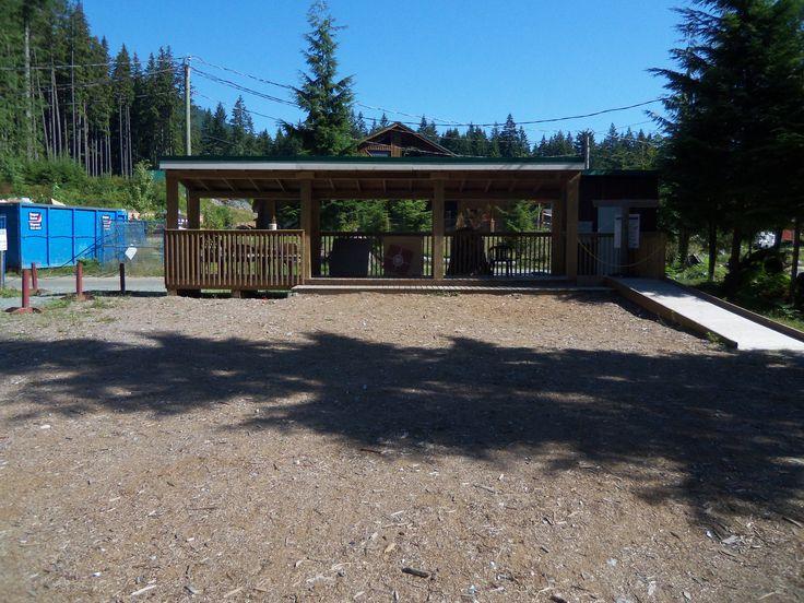 Archery Shooting Range #summercamp #outdoorweddings #vancouver #greatoutdoors