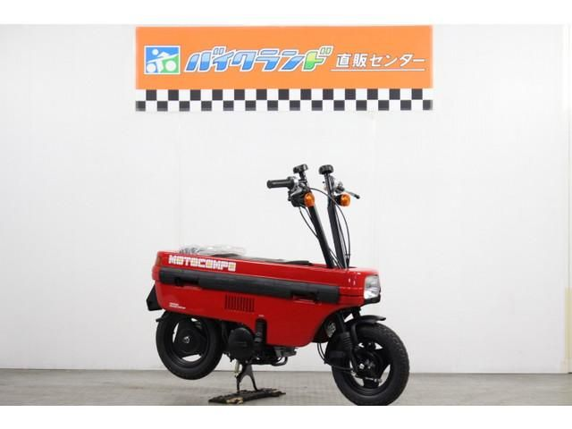 HONDA MOTO COMPO | uncertain | RED | uncertain | details | Japanese used Motorcycles - GooBike English
