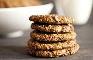 Recept na zdravé cookies
