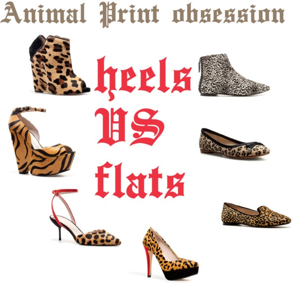 """""""Animal Print Obsession"""" by smilinglook on Polyvore"""